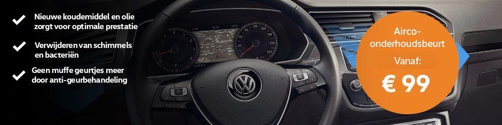 Airco onderhoud Volkswagen en Seat Autoservice Pruijs