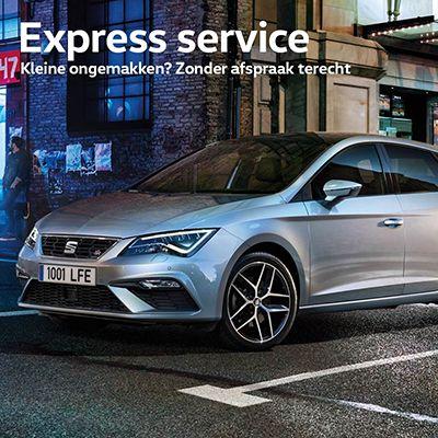 express service Volkswagen en Seat Autoservice Pruijs