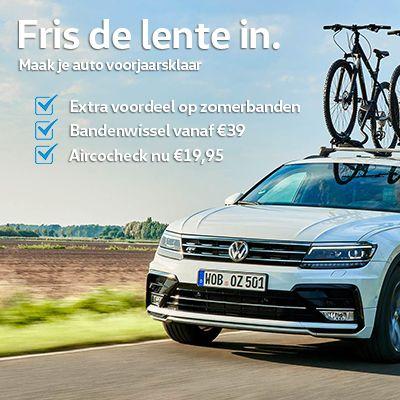 lente actie Volkswagen en Seat Autoservice Pruijs