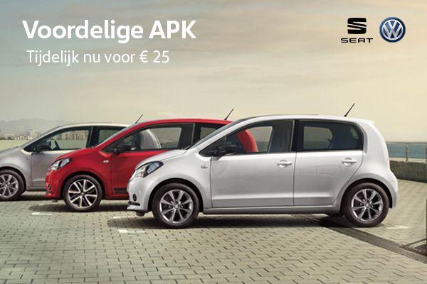 APK Volkswagen en Seat Autoservice Pruijs