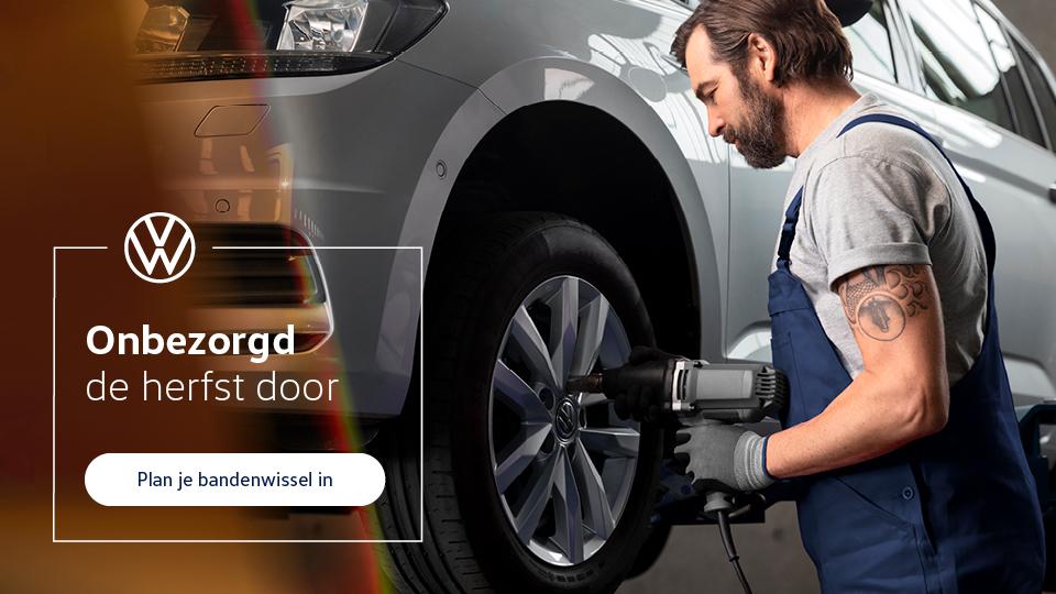 Volkswagen winterbanden bandenwissel Autoservice Pruijs Groningen