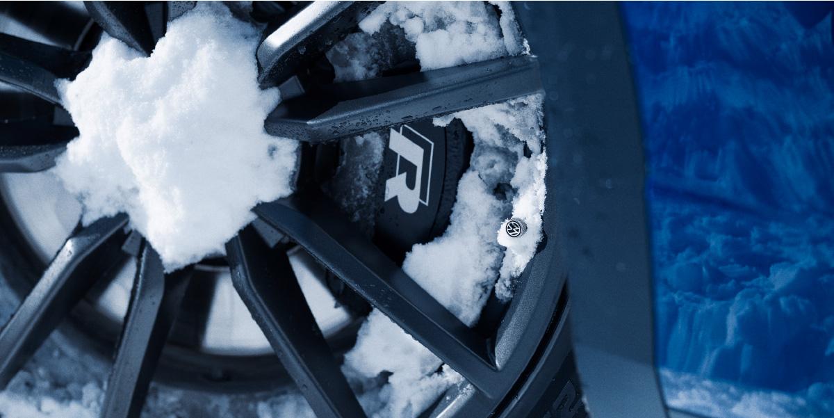 Volkswagen winterset Groningen
