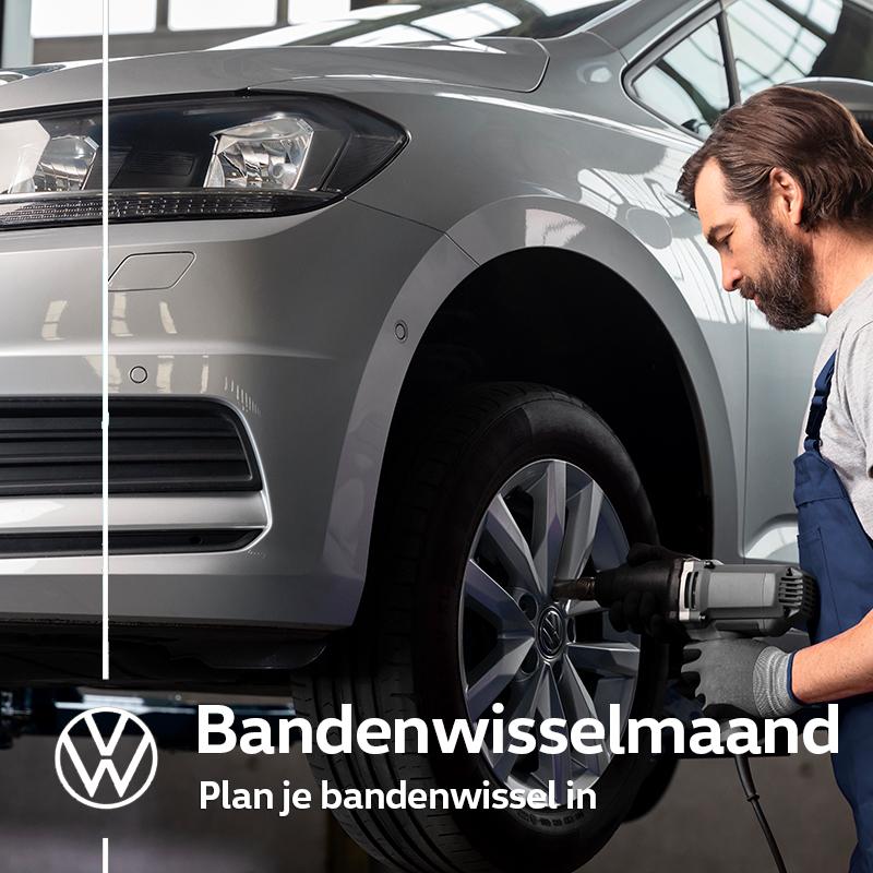 Volkswagen winterbanden Autoservice Pruijs Groningen