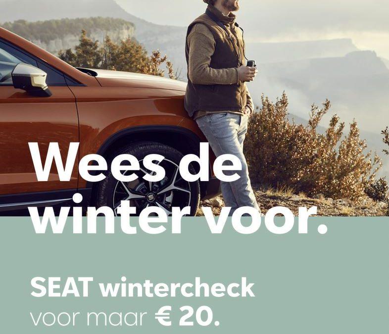 SEAT wintercheck Groningen