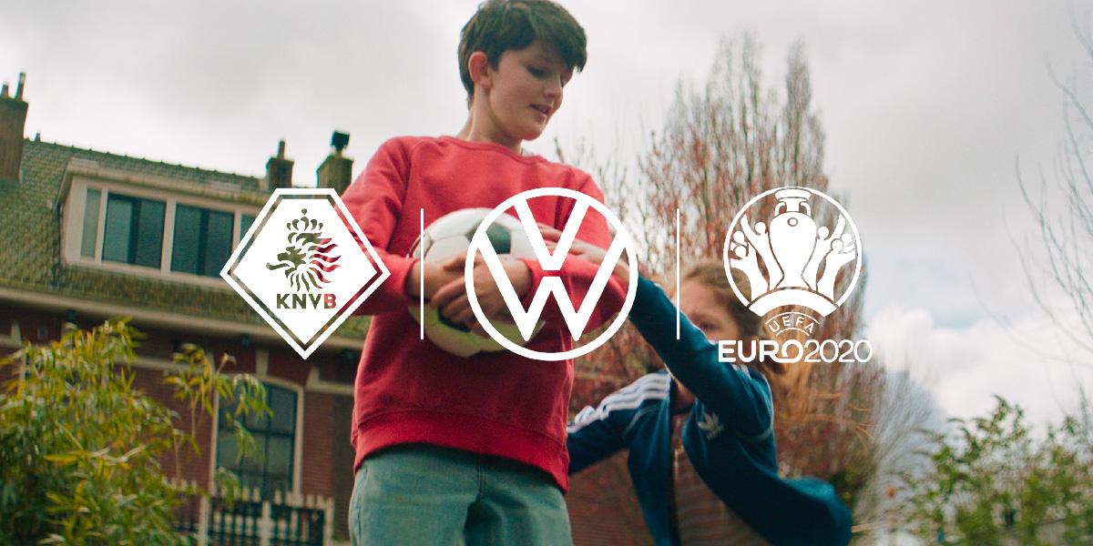 Autoservice Pruijs Volkswagen EK Voetbaljongen meisje