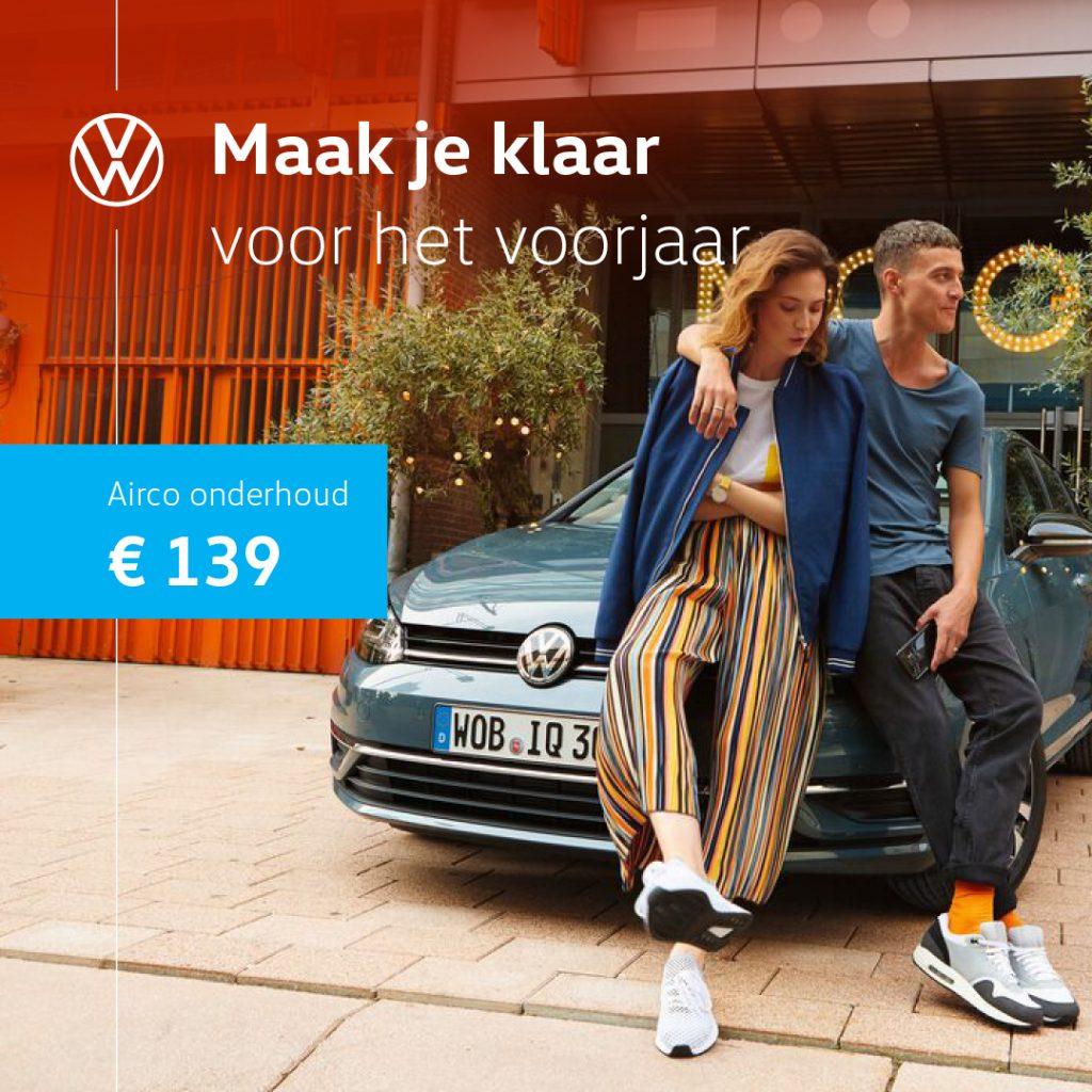 Volkswagen aircoonderhoud Groningen