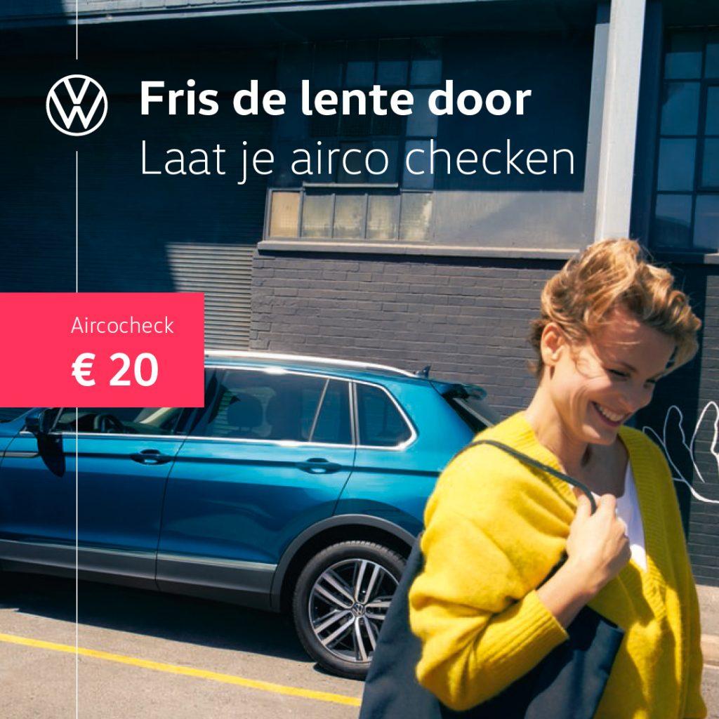 Volkswagen aircocheck Autoservice Pruijs Groningen